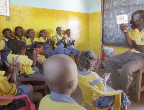 Gott berührt Herzen in Ghana