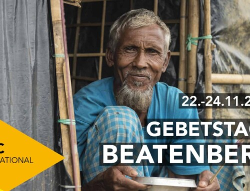Gebetstage Beatenberg 2019