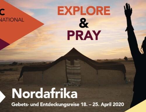Gebets- & Entdeckungsreise 2020
