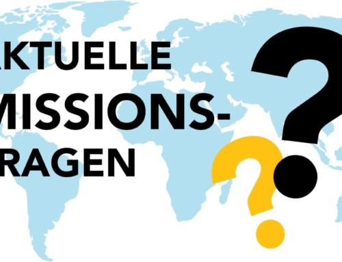 Mission mit Risiken vs. Schweizer Sicherheit?