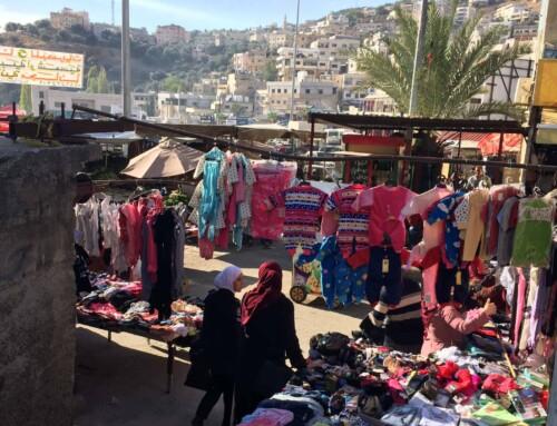 Ungewohntes Leben im Nahen Osten