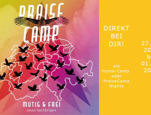 PraiseCamp kommt – aber ganz anders