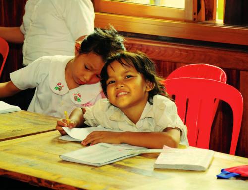 Bildung ist das, was zählt!